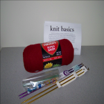 knitting gift set