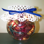 potpourri night light